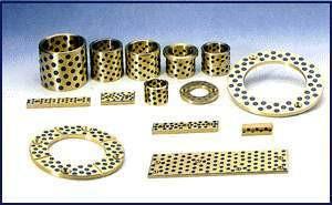 Ingeniería cojinetes de plástico vs metal cojinetes de material compuesto