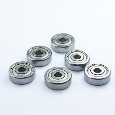 Elementos de diseño comunes de material de soporte de acero inoxidable
